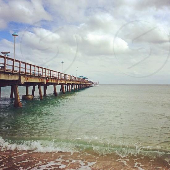 steel dock  photo