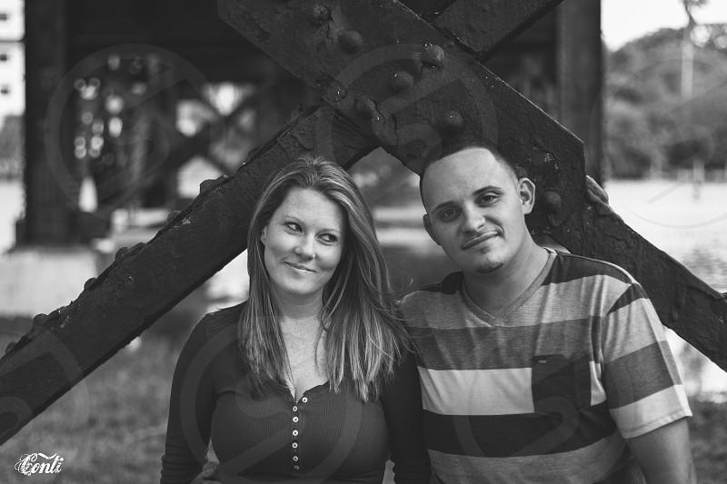 Josh and Grace  photo