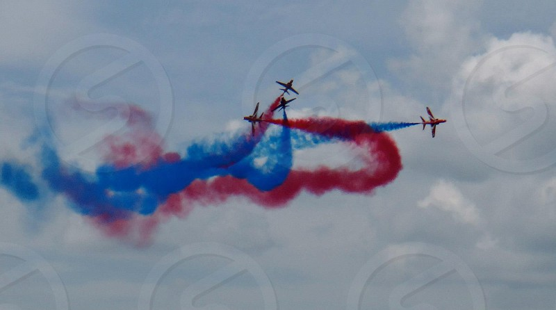 Red Arrows photo