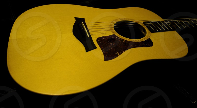 Guitar Taylor custom photo