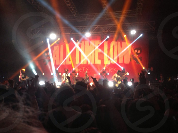 Slam Dunk Festival All Time Low  photo