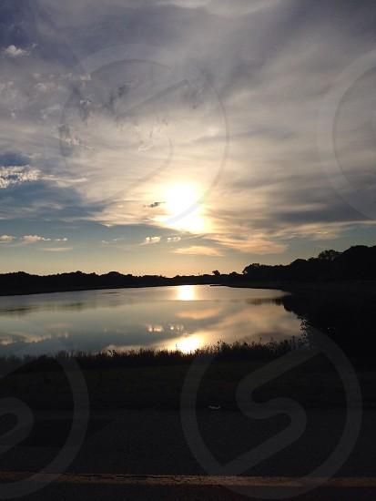 Lake Arlington with love  photo