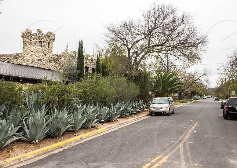 Famous Castle House Bouldin Creek photo