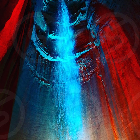 Ruby Falls Tennessee  photo