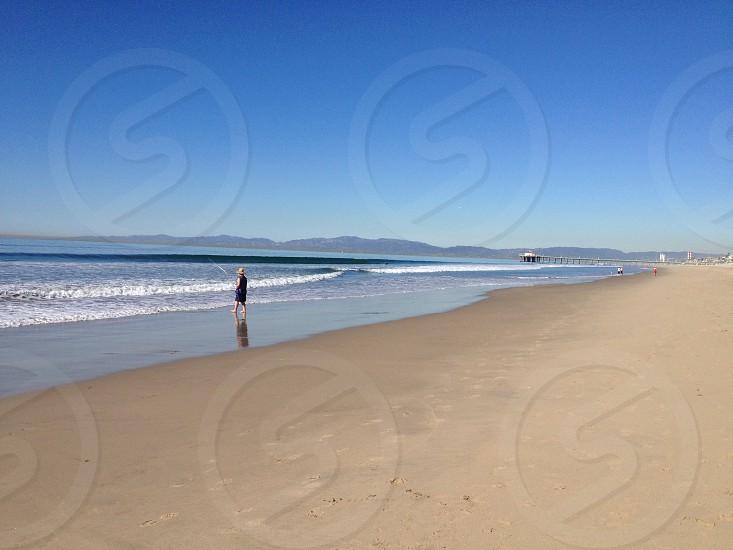 the sea photo