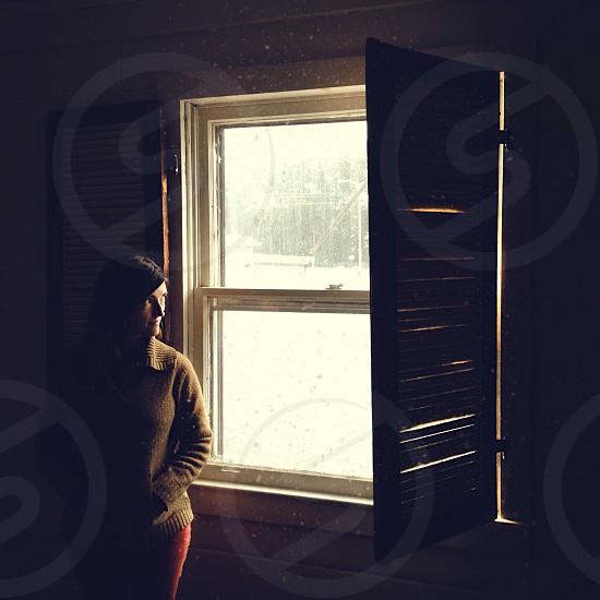 Good window light photo