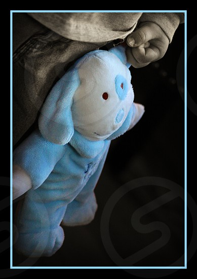 children stuffed doll toy boy photo