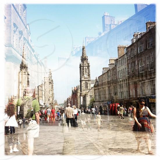 Edinburgh UK photo