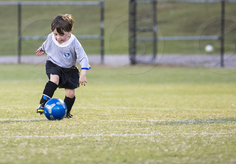 Soccer Action photo