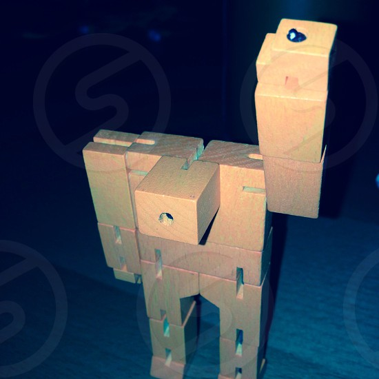 Cubebot photo