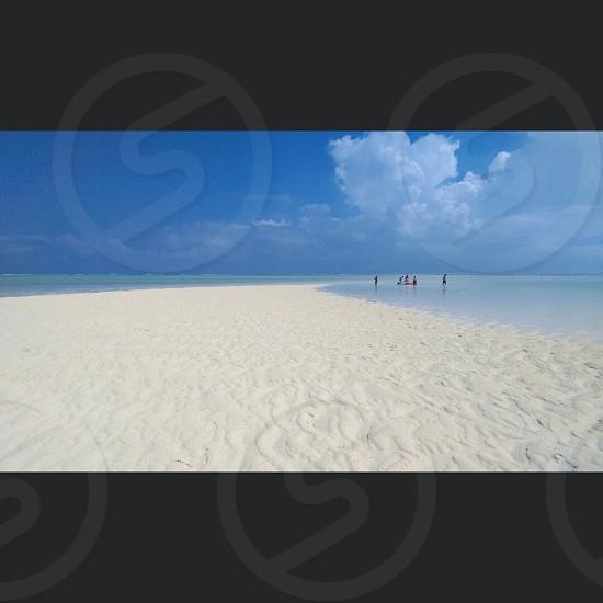 Zanzibar beach Tanzania East Africa photo