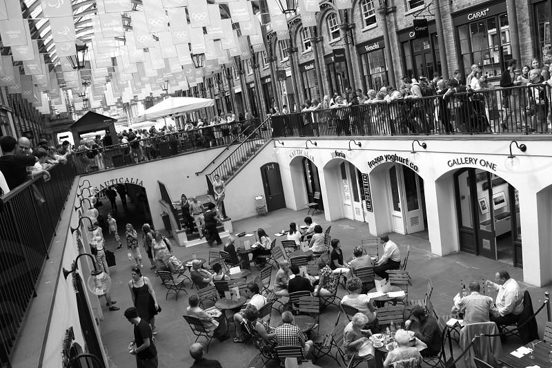 Covent Garden Market - London photo