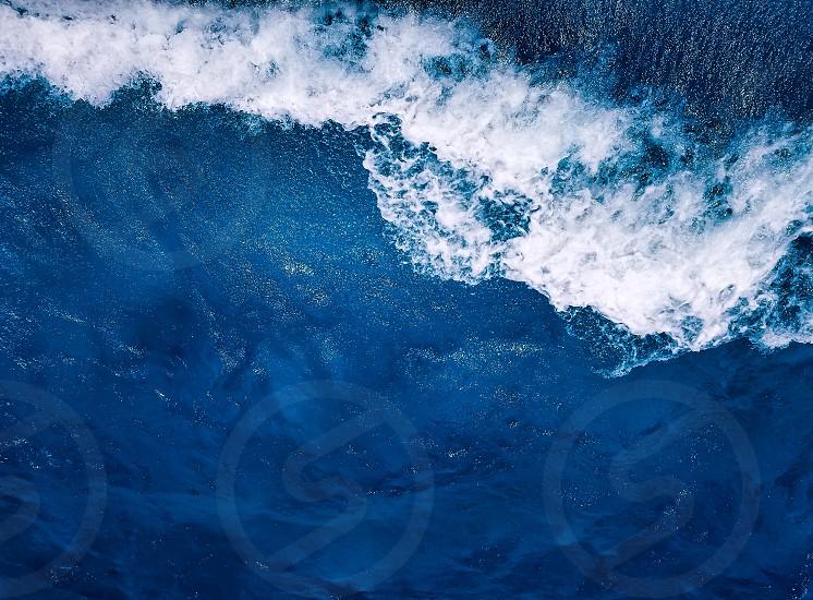 Clashing Waves photo