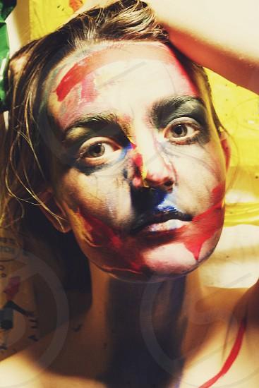 women's painting photo