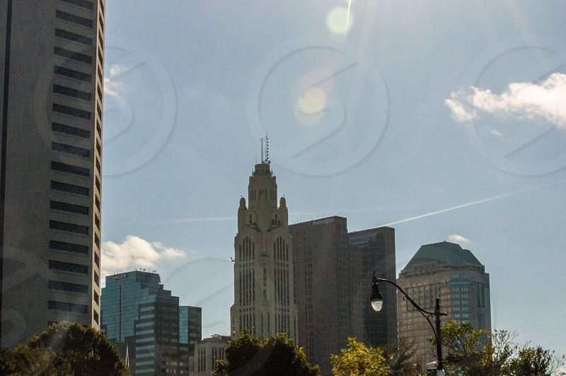 Downtown Columbus Ohio photo