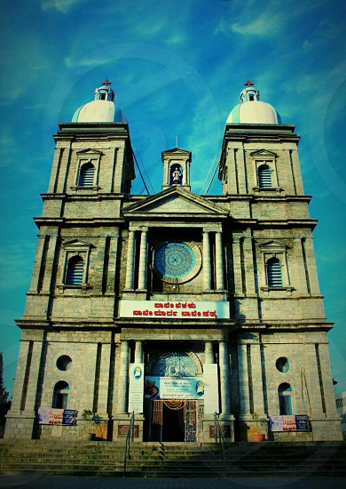 church in karnataka photo