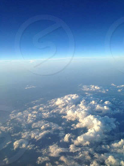 The view from 30000 feet photo