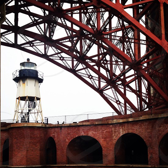 Fort Point San Francisco. photo