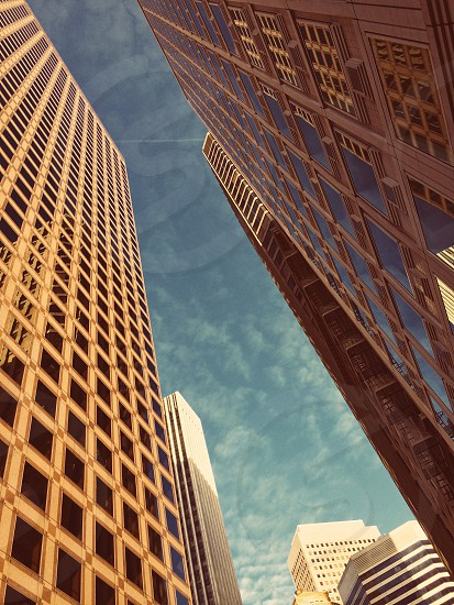 Financial District in San Francisco photo