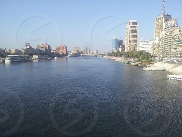 Cairo - Nile photo