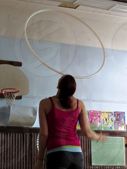 Hoop Dance Dance Hula Hoop photo
