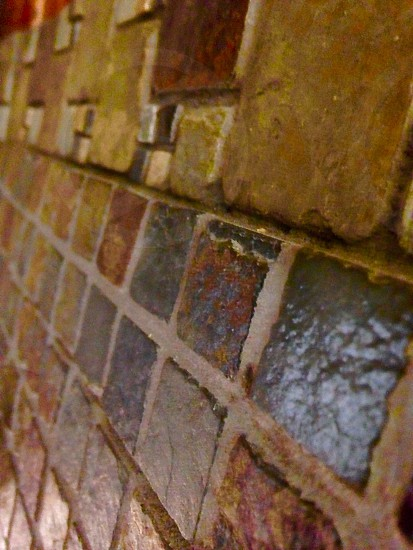 Fireplace tiles DIY projects photo