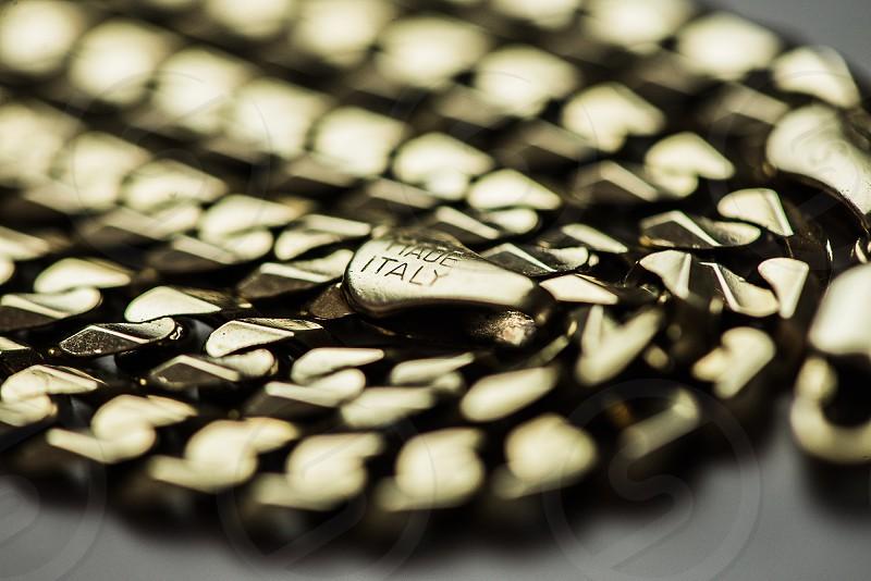 gold chain photo