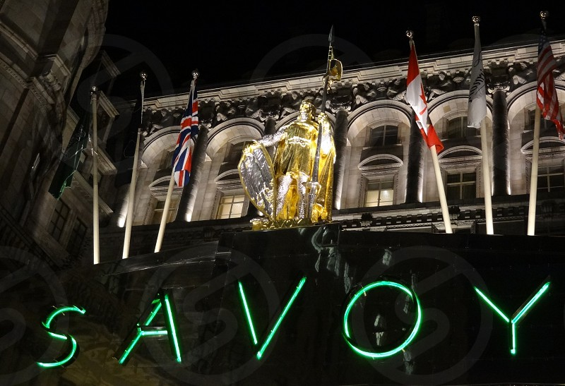 Savoy Hotel - London UK photo