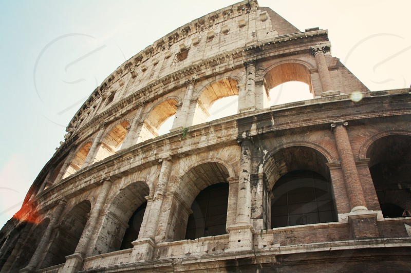Colosseum Roma photo