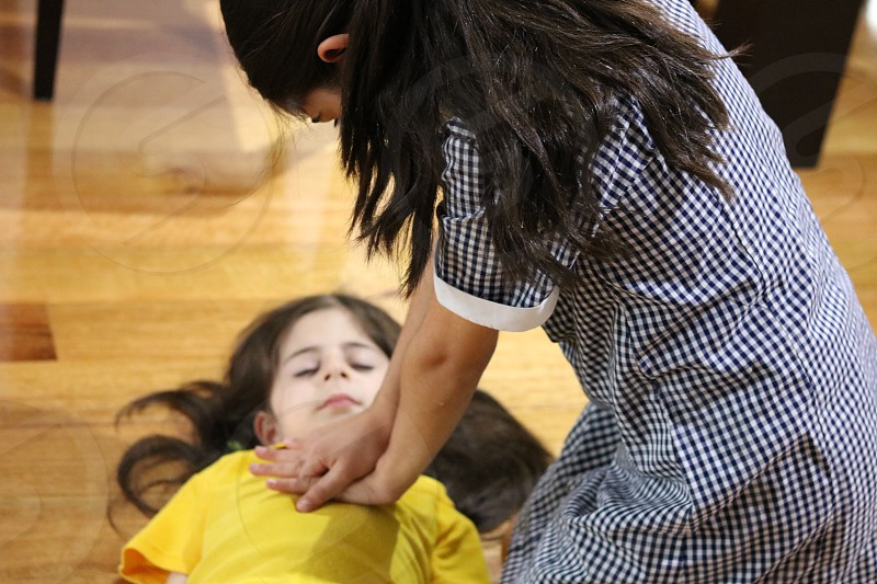 CPR for kids photo