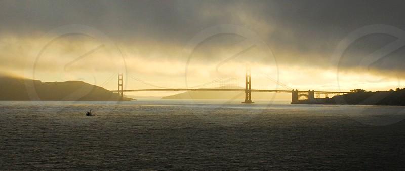 Golden Gate Bridge CA photo