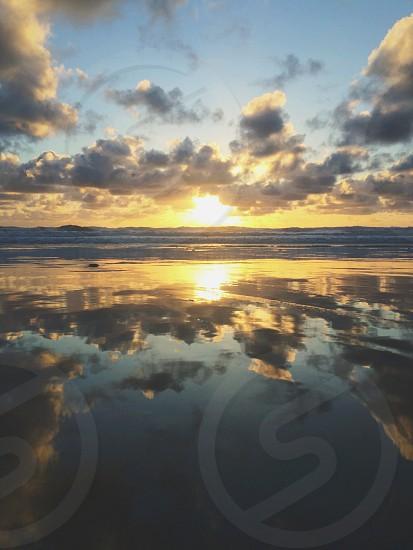 sea and sun photography photo