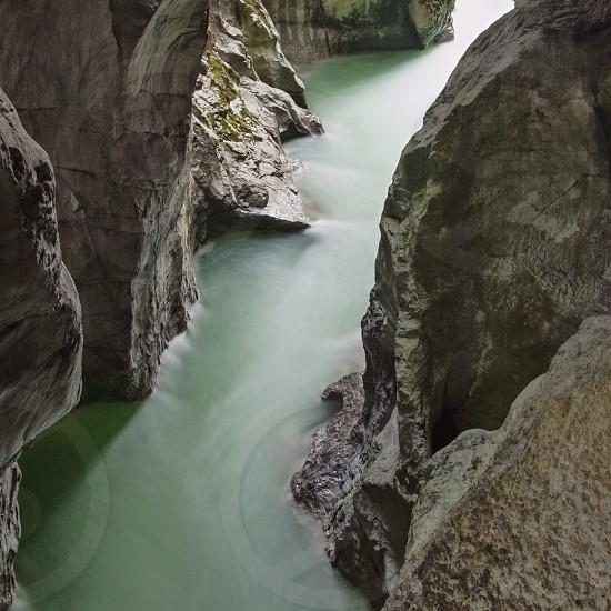 rock cliff photo