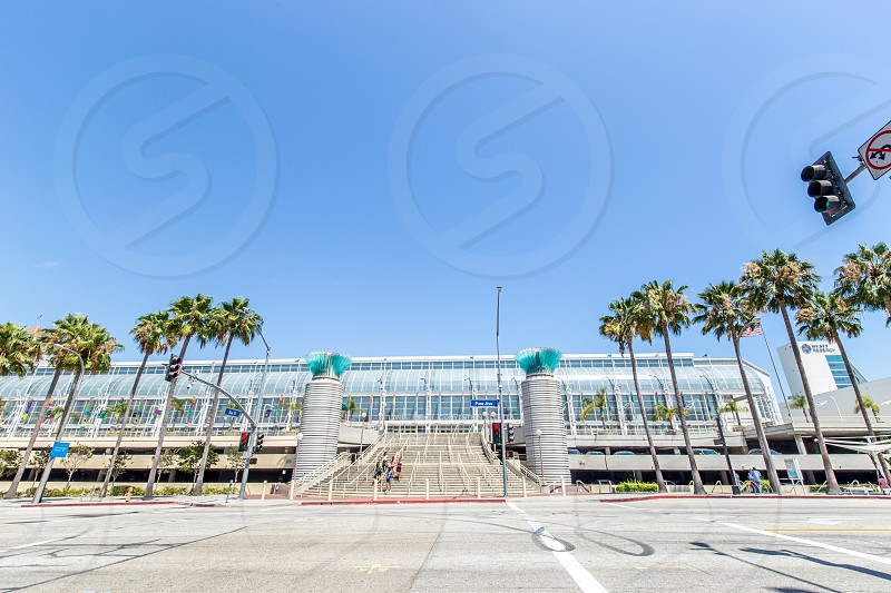 Convention Center in Long Beach CA photo