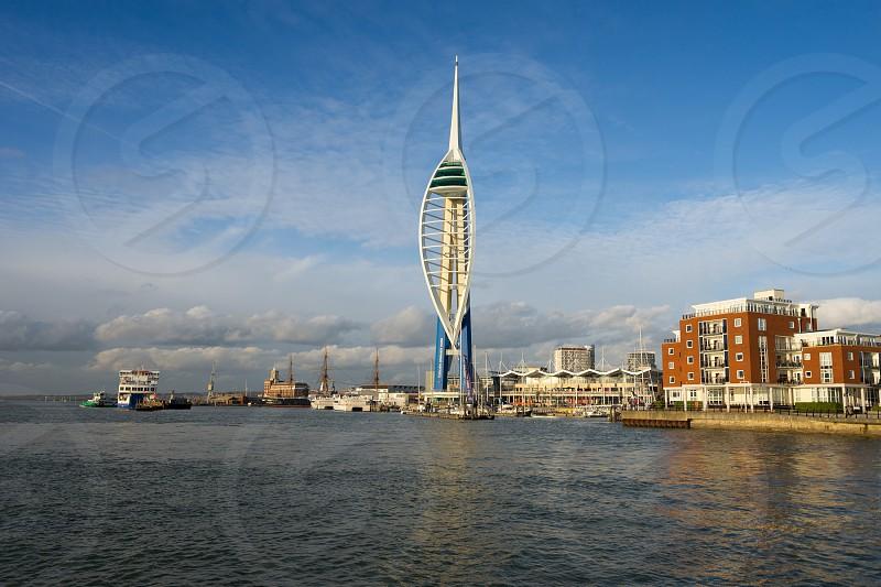 Emirates Spinnaker Tower Portsmouth UK photo