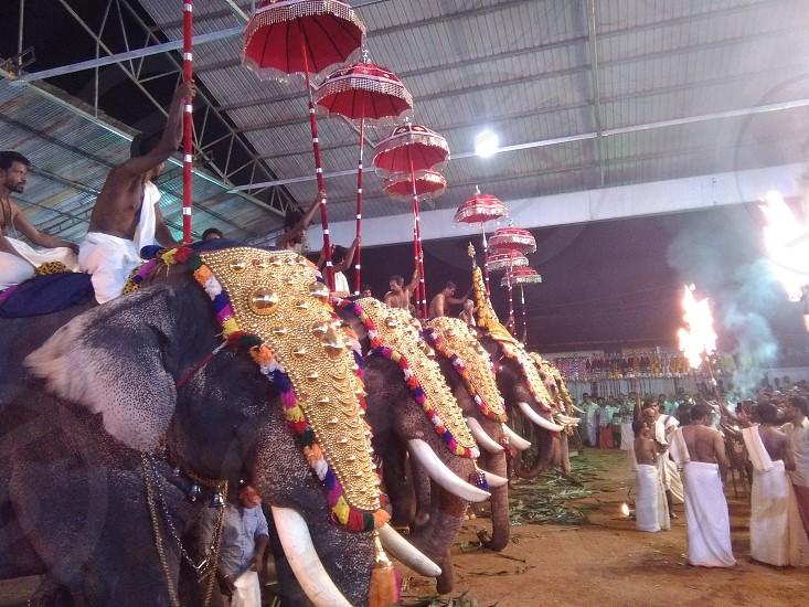 Ettumanoor Temple photo