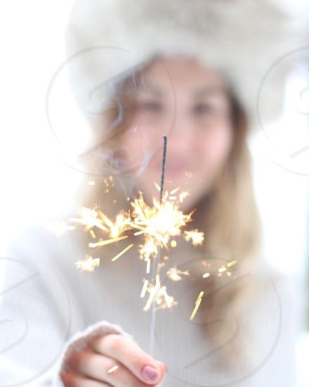 New Year photo