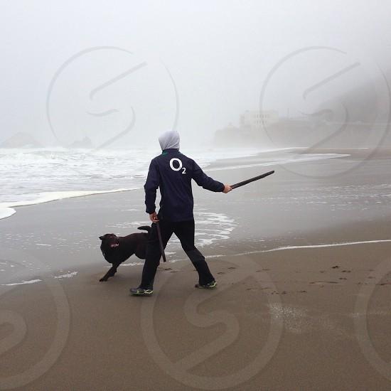 Ocean Beach. San Francisco photo