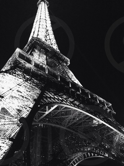 Eiffel Tower Paris photo