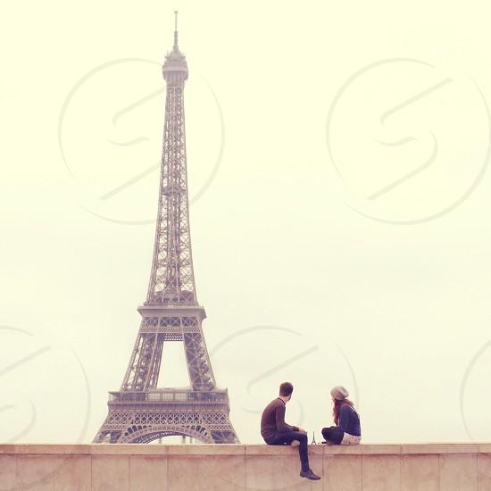 """""""Love in Paris"""" photo"""