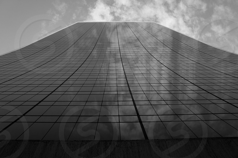 clear glass building photo
