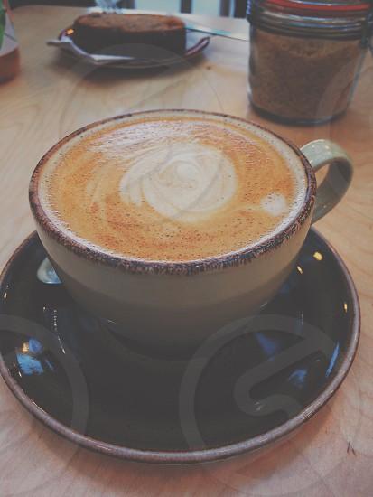 Hazelnut Latte from H&H. photo