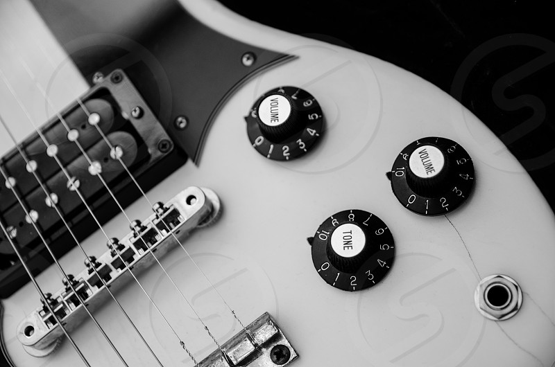 guitar electric guitar instruments rock n roll vintage classic music photo