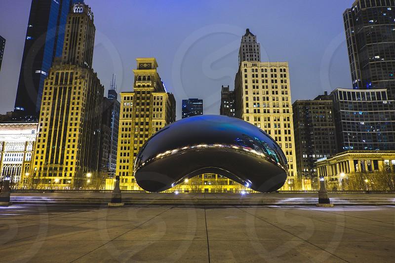 Chicago The bean photo