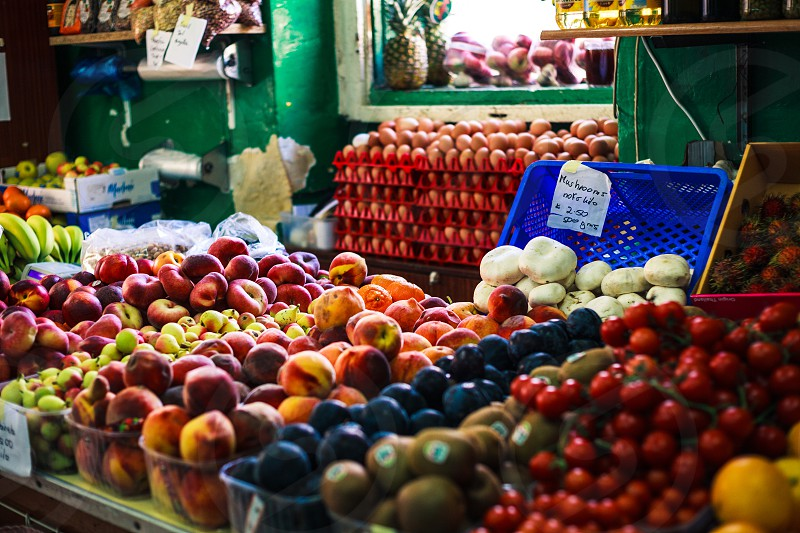 Fruit and Vegetable market in Malta  photo
