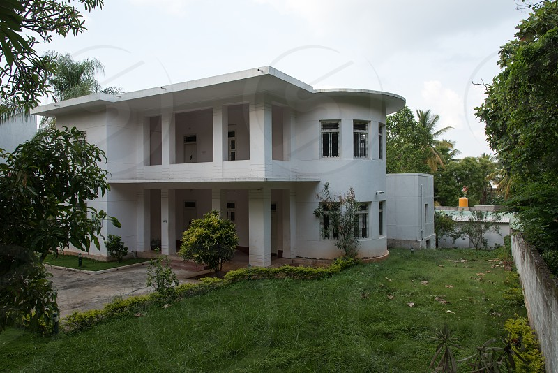 RK Narayan's house. Did not have a property release site manager felt he was not authorised to do so. photo