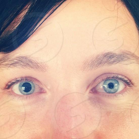 right human eye photo