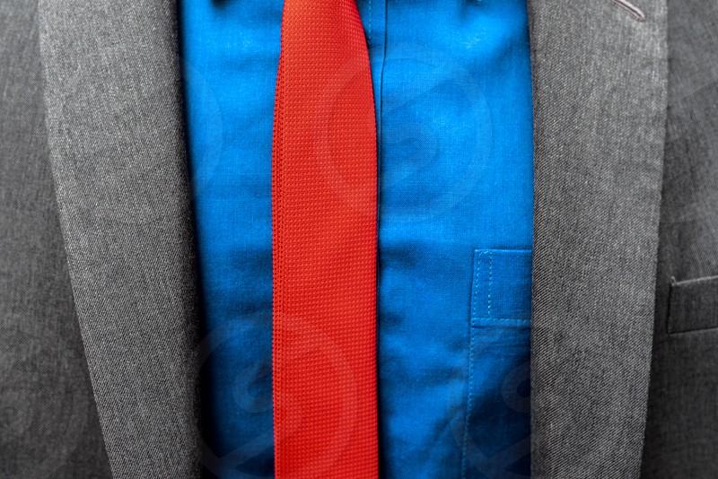 suit tie man photo