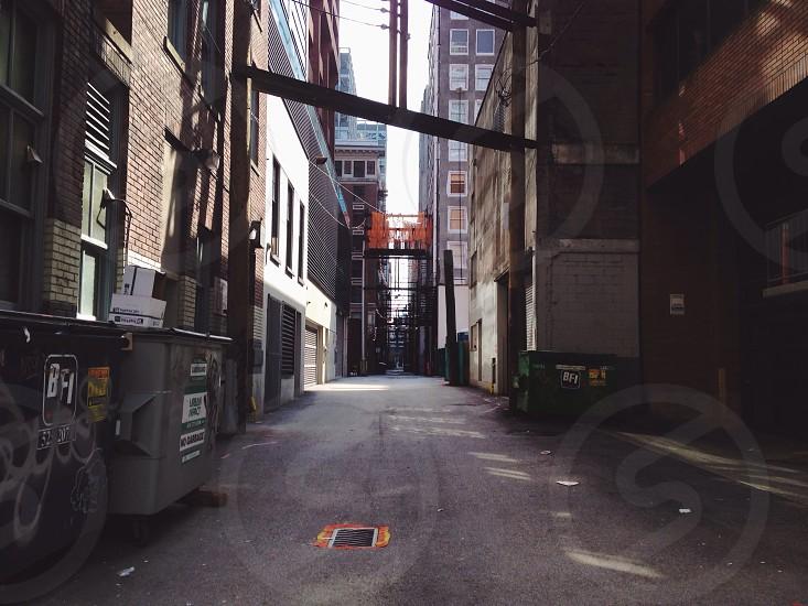 metal dumpster photo