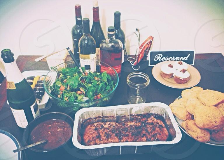 Vegan thanksgiving photo